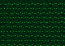 Abstract zigzag pattern Stock Image