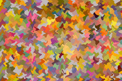 An abstract zigzag pattern Royalty Free Stock Images