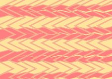Abstract zigzag pattern Stock Photos