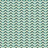Abstract zigzag textiel naadloos patroon Stock Afbeelding