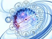 Abstract Zodiac backdrop Stock Photos