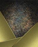 Abstract zwart Element als achtergrond voor ontwerp Malplaatje voor desig Stock Foto