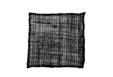 Abstract zwart netwerk Stock Foto's