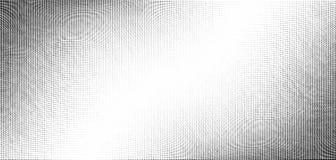 Abstract zwart-wit halftone patroon De vectorillustratie van het ontwerpmalplaatje met punten Moderne gestippelde achtergrond voo Royalty-vrije Stock Afbeeldingen