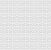 Abstract zwart-wit naadloos patroon in Aziatische stijl Royalty-vrije Stock Afbeelding