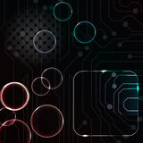 Abstractbackground vector illustration Royalty Free Stock Photography