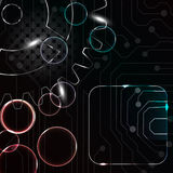 Abstractbackground vector illustration Royalty Free Stock Images