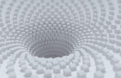 Abstracte 3D Achtergrond Royalty-vrije Stock Foto's