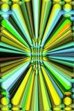 Abstracte 3D Achtergrond Stock Foto