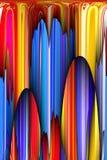Abstracte 3D Achtergrond Royalty-vrije Stock Foto
