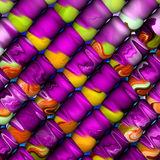 Abstracte 3D Achtergrond Royalty-vrije Stock Fotografie