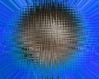 Abstracte 3D Achtergrond Royalty-vrije Stock Afbeelding