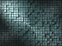 Abstracte 3D Achtergrond Stock Afbeelding