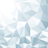 Abstracte 3d draad vectorachtergrond. EPS 8 Royalty-vrije Stock Foto's