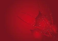 Abstracte achtergrond 1 van Kerstmis Royalty-vrije Stock Afbeelding