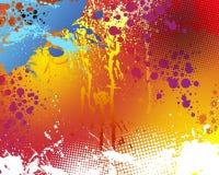 Abstracte achtergrond 10 Stock Afbeelding
