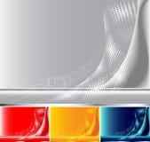 Abstracte achtergrond. Stock Afbeeldingen