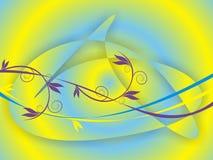 Abstracte achtergrond 2 vector illustratie