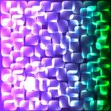 Abstracte achtergrond die uit driehoeken bestaan Royalty-vrije Stock Foto