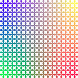 Abstracte achtergrond die uit driehoeken 3 bestaan Royalty-vrije Stock Fotografie