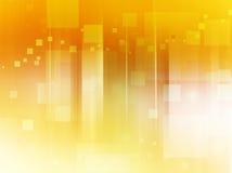 Abstracte achtergrond die van vierkanten wordt gemaakt royalty-vrije illustratie
