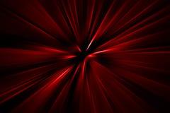 Abstracte achtergrond. Een rood palet Stock Illustratie