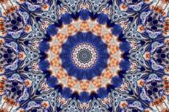 Abstracte achtergrond en kleuren Stock Foto