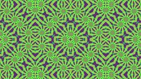Abstracte achtergrond, Groene purpere toon, Lijn stock illustratie