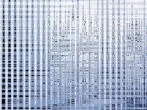 Abstracte Achtergrond in heldere kleuren Stock Fotografie
