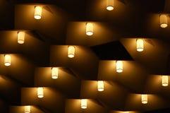 Abstract ontwerp van een licht Royalty-vrije Stock Afbeeldingen