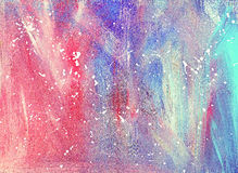 abstracte achtergrond Het schilderen De achtergrond van de textuur Royalty-vrije Stock Afbeeldingen