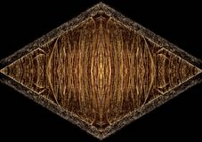Abstracte achtergrond het varkenshaar van de borstel oog van oude dag royalty-vrije stock foto's