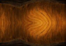 Abstracte achtergrond het varkenshaar van de borstel de vergiffenis is Gouden stock fotografie