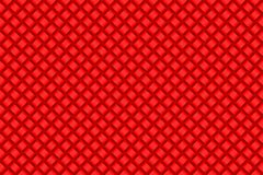 Abstracte Achtergrond - Illustratie rode Geweven Texturen stock illustratie