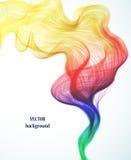 abstracte achtergrond kleurrijk Vector eps10 Stock Foto's