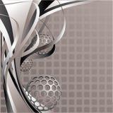 abstracte achtergrond Lijnen en Vormen vector illustratie
