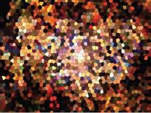 Abstracte achtergrond - Melkweg Royalty-vrije Stock Afbeeldingen