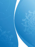 Abstracte achtergrond met Bloemen vector illustratie