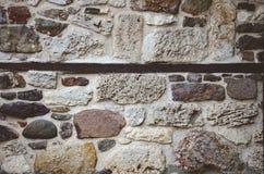 Abstracte achtergrond met brutale stenen Royalty-vrije Stock Afbeeldingen