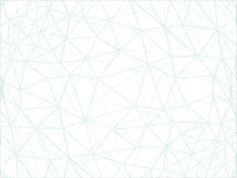 Abstracte achtergrond met driehoekige geometrische vormen Modieus driehoekspatroon Het malplaatje van het achtergrondontwerp Stock Afbeelding