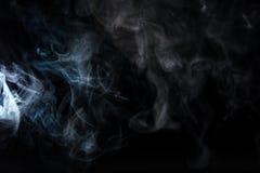 abstracte achtergrond met grijze rokerige werveling royalty-vrije stock fotografie