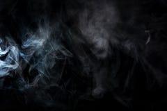 abstracte achtergrond met grijze rokerige werveling stock afbeeldingen
