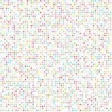 Abstracte achtergrond met kleurencirkels Stock Fotografie