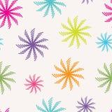 Abstracte achtergrond met kleurrijke vormen Stock Afbeeldingen