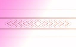 Abstracte achtergrond met pijlen Stock Foto's