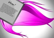 Abstracte achtergrond met plaats voor uw tekst. Stock Afbeelding