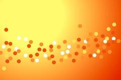 Abstracte achtergrond met punten Vector Illustratie