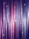 Abstracte achtergrond met sterren. Stock Afbeeldingen