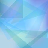 Abstracte achtergrond met veelhoeken voor gebruik in ontwerp Royalty-vrije Stock Afbeelding