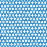 Abstracte achtergrond met witte pillen Patroon voor uw ontwerp Royalty-vrije Stock Fotografie